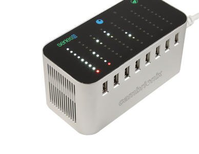 Superieur An Intelligent 8 Port USB Charge Station Perfect For Home And Office Use.