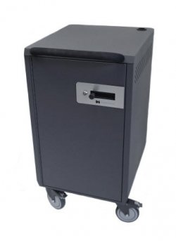 DS-NETVAULT-IP-40 - iPad Cabinet Charges 40 iPads and Tablets