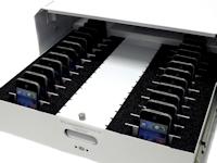 DS-MDM-SC-24U - 24-port Mobile Device Cabinet