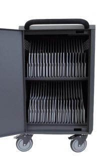 DS-NETVAULT-IP-20 - Security Cabinet Charges 20 iPads and Tablets