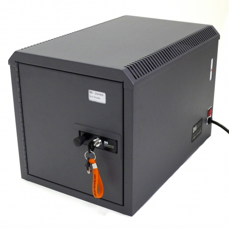 DS-NETSAFE-C-8 Charge iPads in Secure Storage
